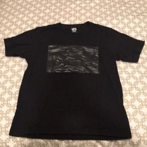 Uniqlo stars wars tee